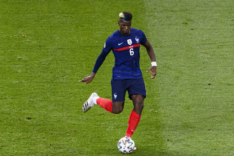 Paul Pogba reveals his plans for future with Manchester United