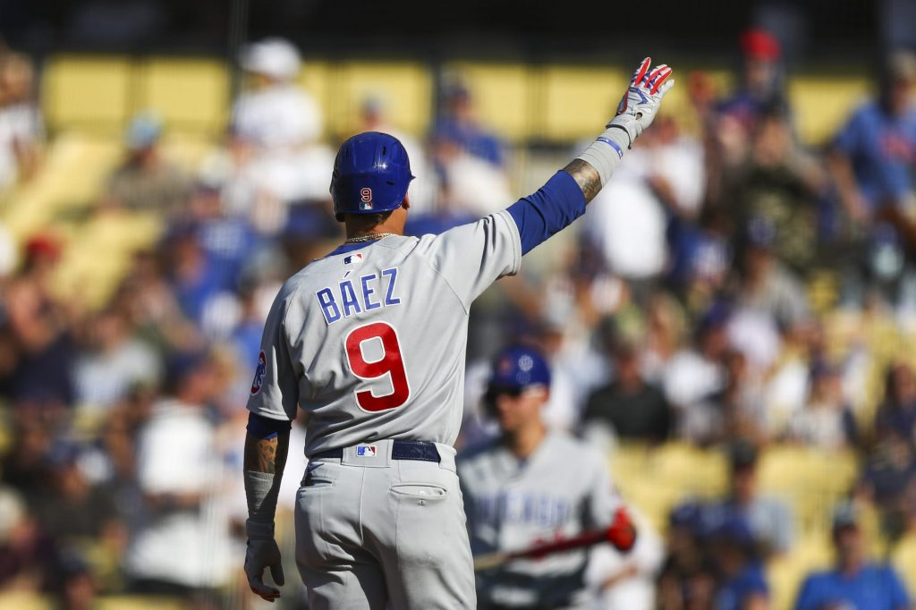 Javy Baez sends a message to Cubs fans after trade to Mets