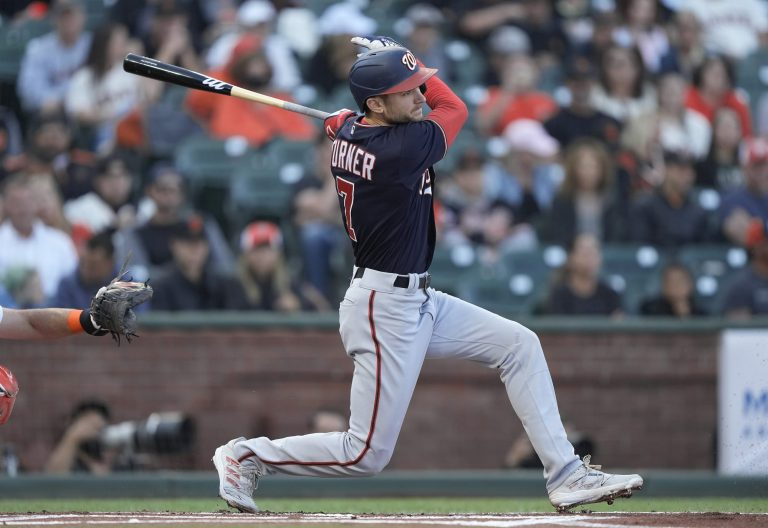 Trea Turner may become available in trade talks