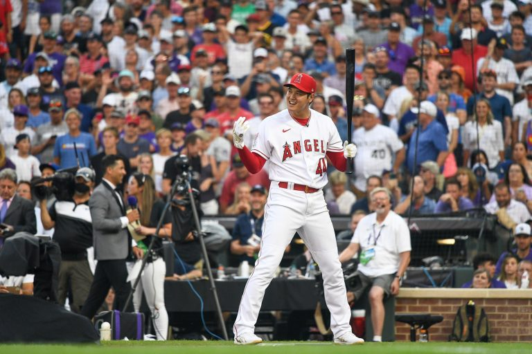 Shohei Ohtani thanks Angels support staff with Home Run Derby earnings