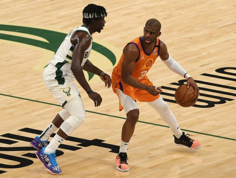 NBA Twitter rips Chris Paul after turnover's cost Suns in Game 4 loss to Bucks in NBA Finals