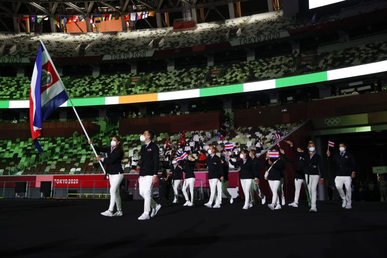 Country Order for Olympic Opening Ceremony