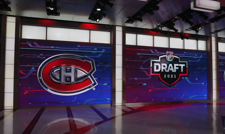 NHL Twitter reacts to Canadiens controversial selection of Logan Mailloux