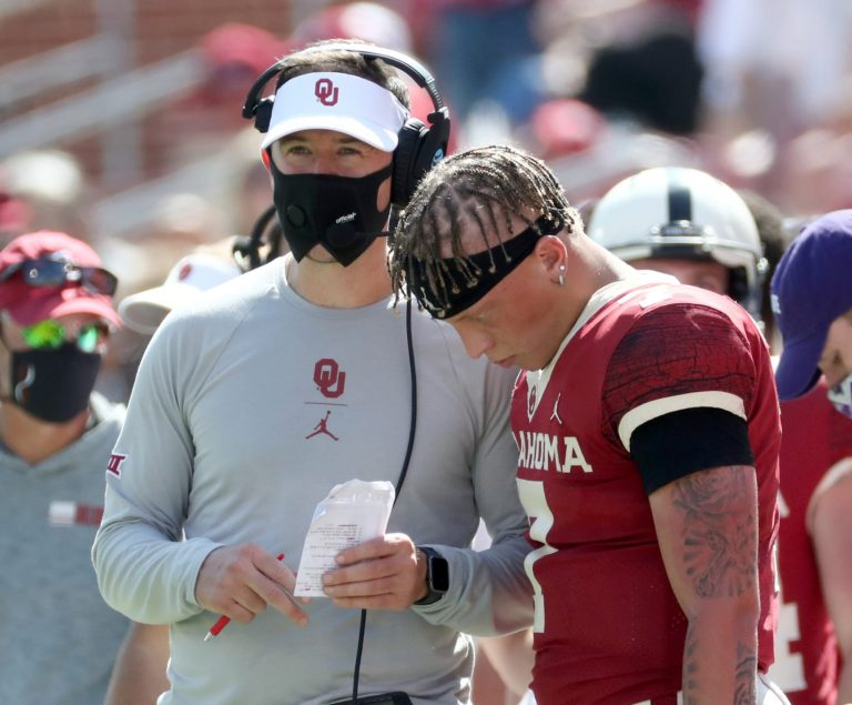 Lincoln Riley outlines how Spencer Rattler can 'play so much better'