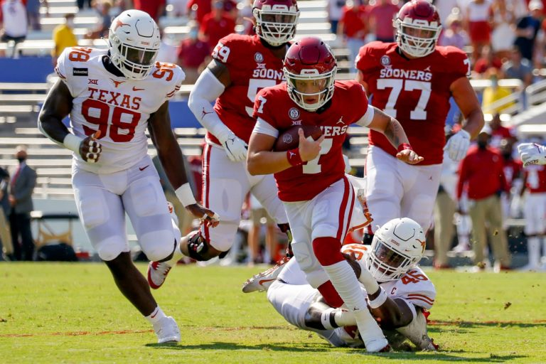 Texas, Oklahoma release joint statement notifying Big 12 of leave for SEC