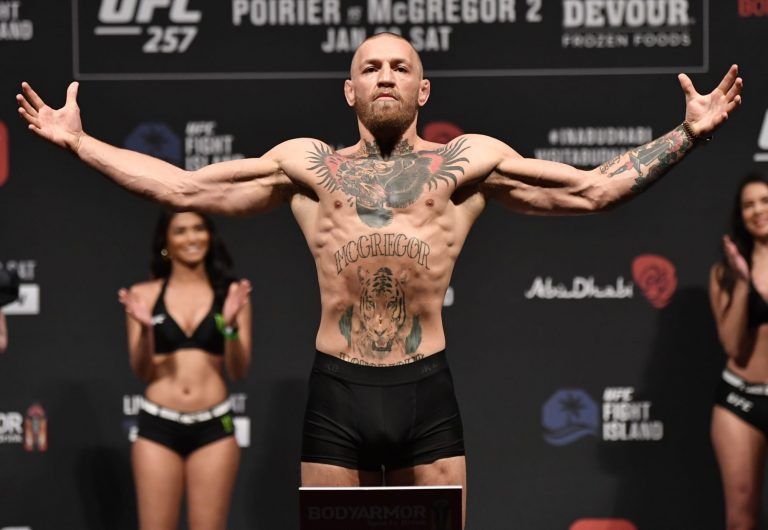 Listen to ominous message Conor McGregor posted ahead of UFC 264