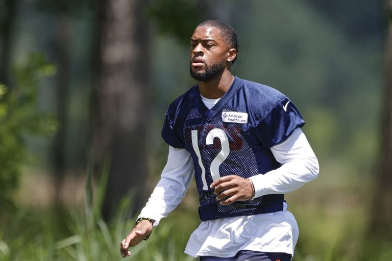 Chicago Bears unlikely to give Allen Robinson contract extension