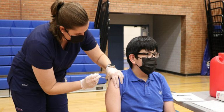 Schools Push to Get Students Vaccinated Before the Start of Academic Year