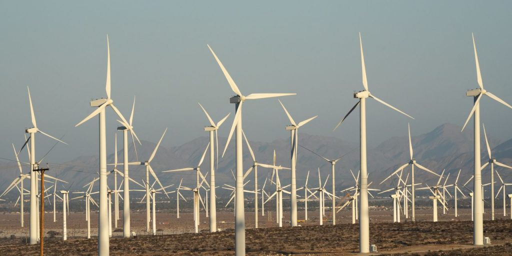Democrats' Budget Would Finance Sweeping Clean-Energy Plan