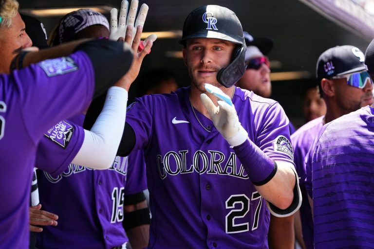 3 prospects to offer for Rockies shortstop Trevor Story
