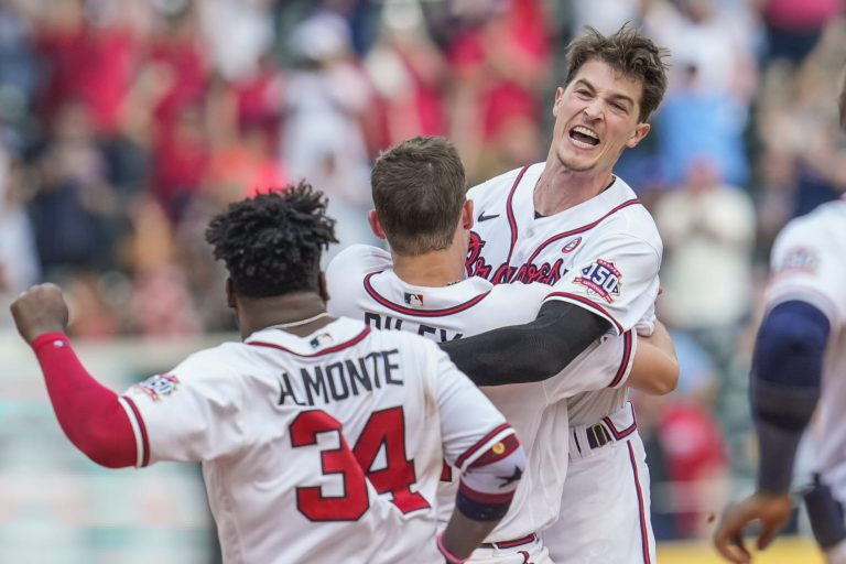 Max Fried saves the day after umps tried to steal walk-off win from Braves