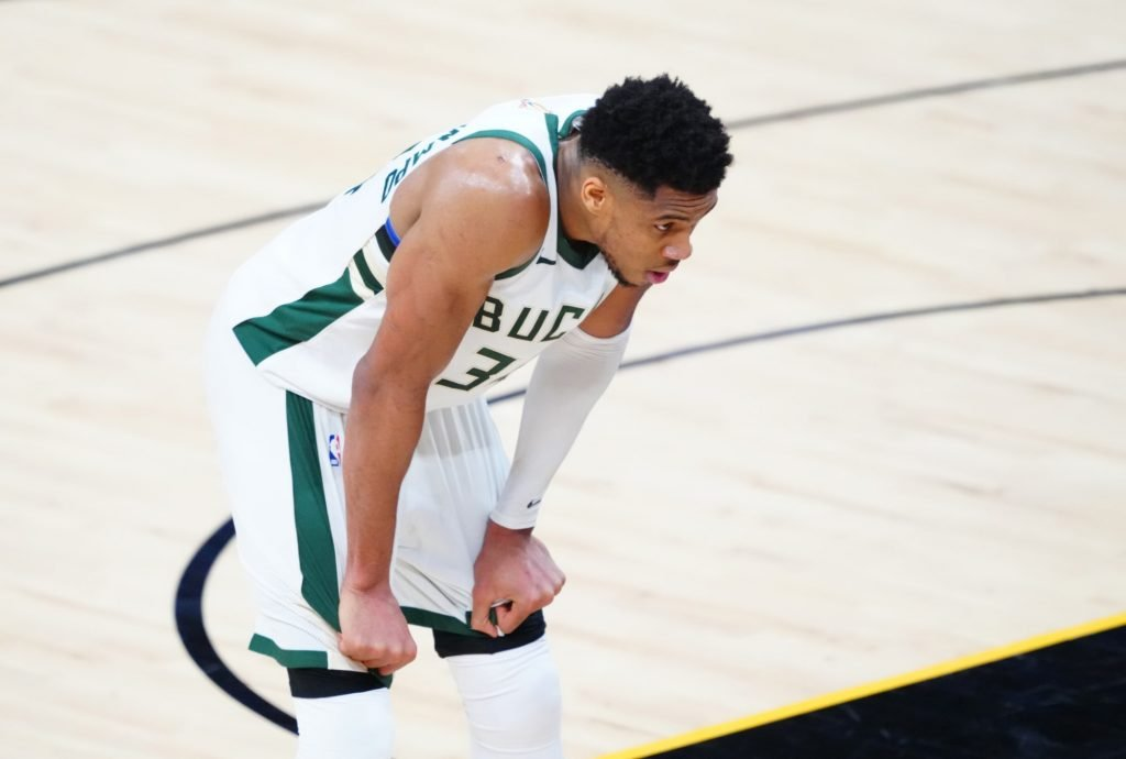 Why do they count when Giannis shoots free throws