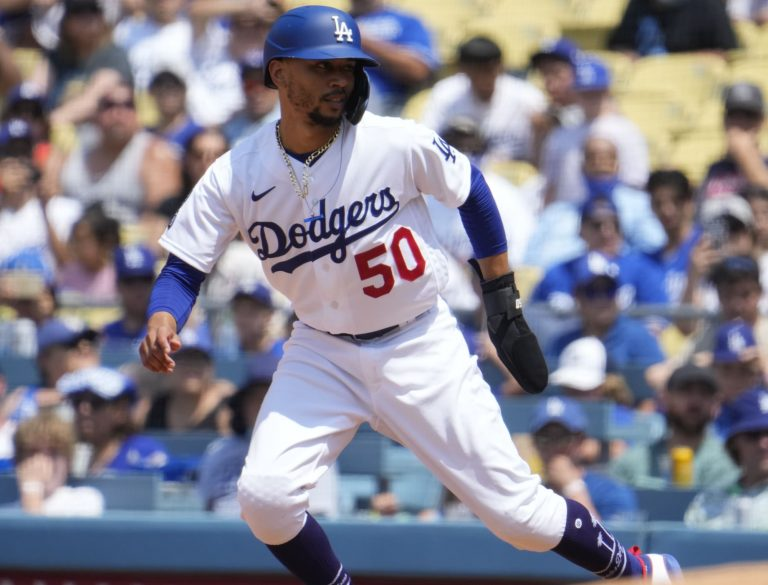 This Mookie Betts injury update will have Dodgers fans smiling