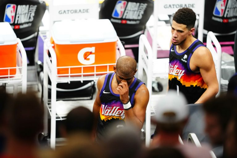 Suns' formula for success in uphill NBA Finals remains the same as ever