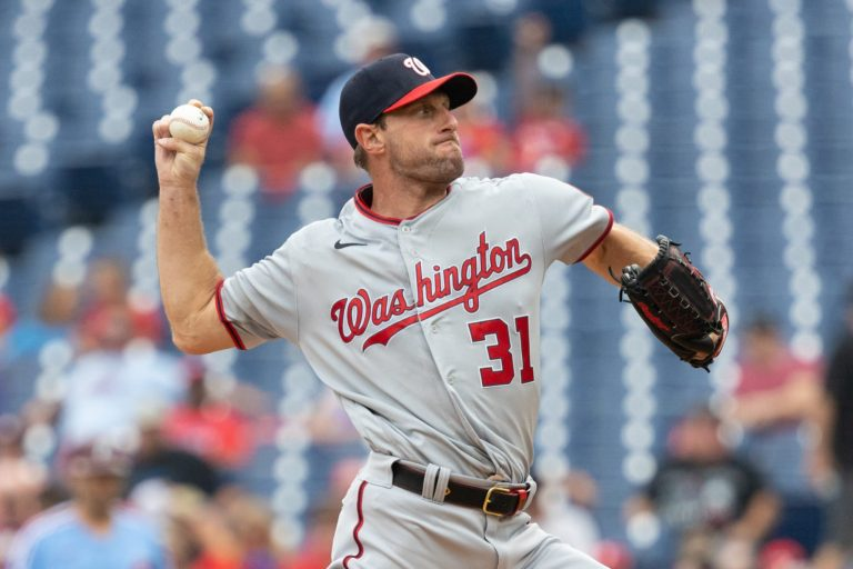 Max Scherzer delivers emotional farewell message to Nationals fans