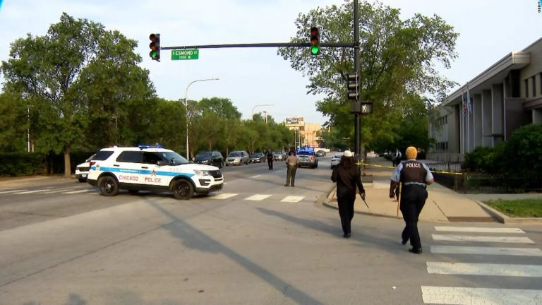 ATF agents and a police officer shot in Chicago