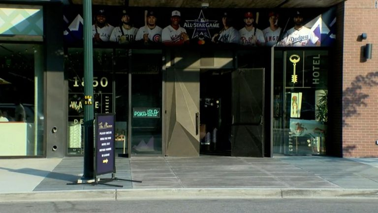 4 arrested after cache of weapons found in hotel near upcoming MLB All-Star Game in Denver