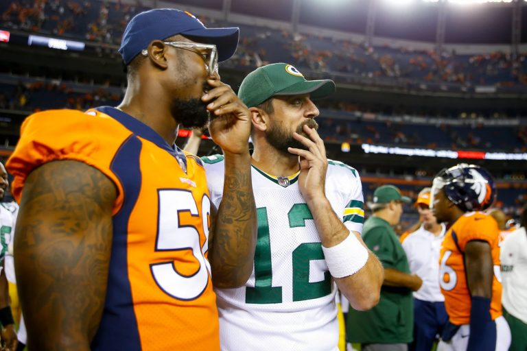 John Elway owes it to Von Miller to trade for Aaron Rodgers