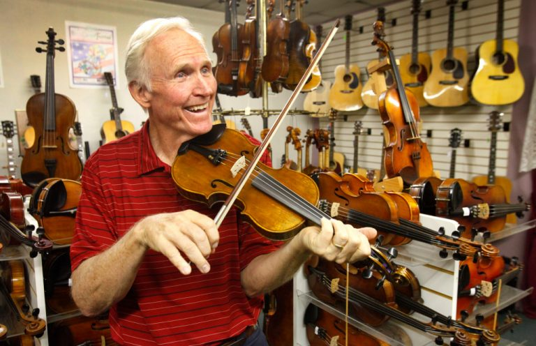 Byron Berline Dead at 77: Renowned Fiddler Recorded With Stones, Dylan