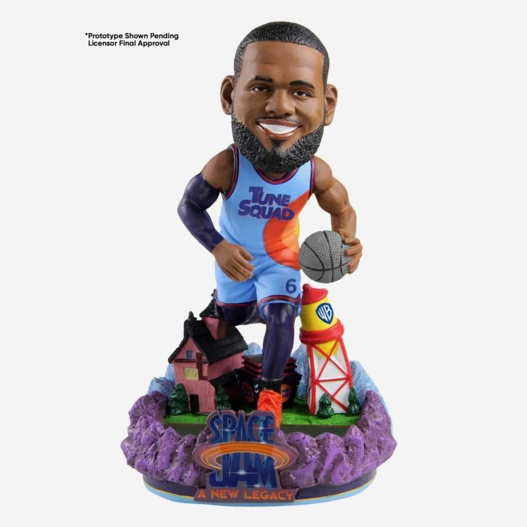 Join the Tune Squad with new Space Jam bobbleheads