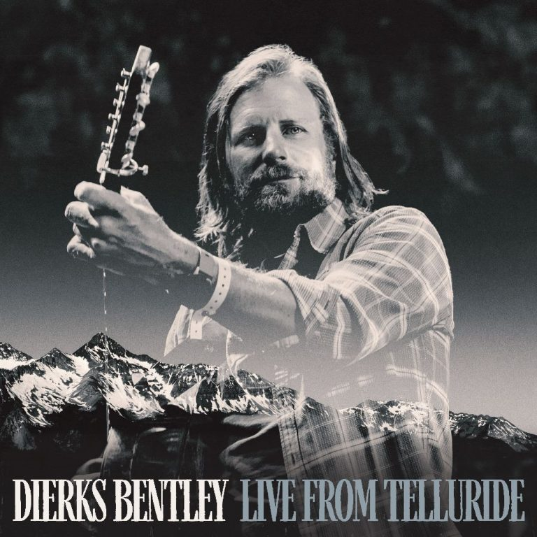 Dierks Bentley Releases LIVE FROM TELLURIDE Bluegrass EP
