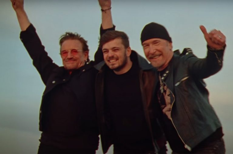 """Martin Garrix feat. Bono & The Edge """"We Are The People"""""""