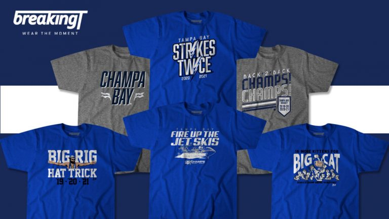 Back-to-Back for the Bolts! Gear up, Tampa Bay Lightning fans.