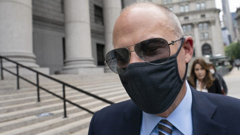 Michael Avenatti Gets Prison Time For Trying To Extort Nike : NPR
