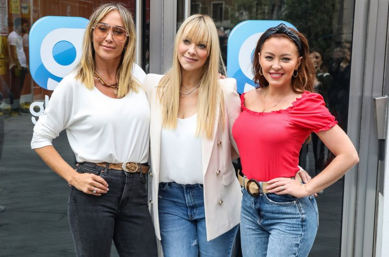 Atomic Kitten Returns With 'Southgate You're The One'