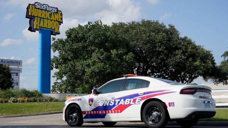 Six Flags Texas water park evacuated after chemical spill sends dozens to the hospital