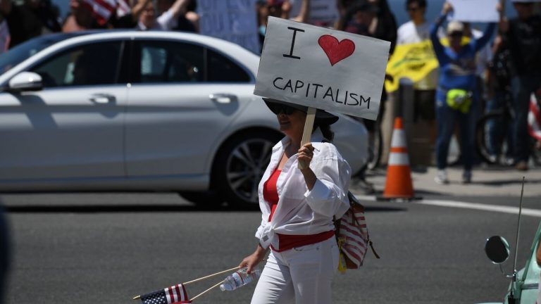 How Capitalism Dominated America — And Why It Wasn't Inevitable : NPR