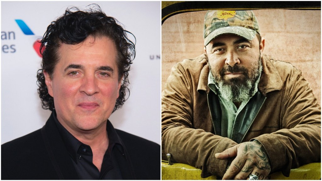 Scott Borchetta Defends Promoting Aaron Lewis' Right-Wing Country Hit