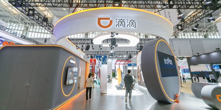 Didi Global Prices IPO at $14 a Share