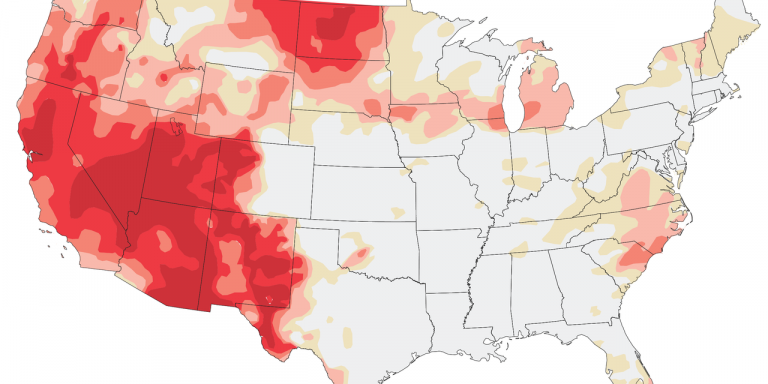 Drought's Toll on U.S. Agriculture Points to Even-Higher Food Prices