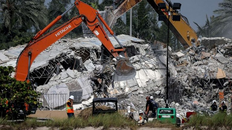 Surfside building collapse latest: Death toll rises to 86