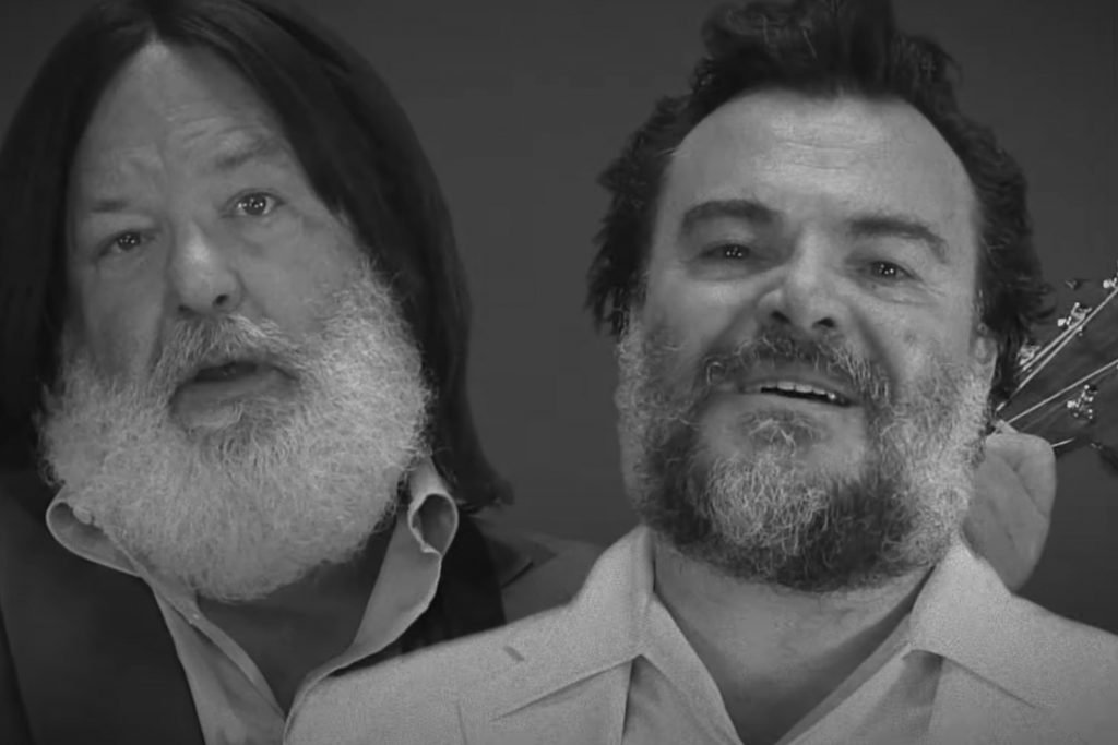 Tenacious D Cover The Beatles' 'You Never Give Me Your Money/The End'