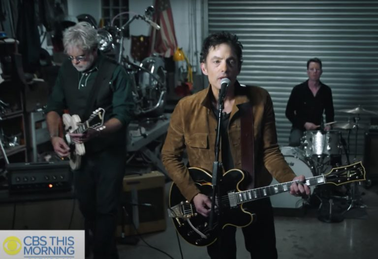 See the Wallflowers Perform 'Exit Wounds' Songs on 'CBS This Morning'