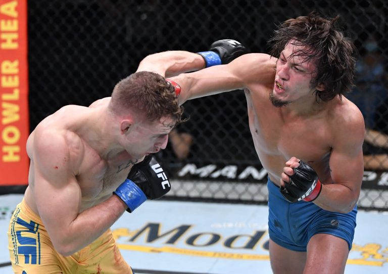 Ricky Turcios defeats Brady Hiestand to win The Ultimate Fighter