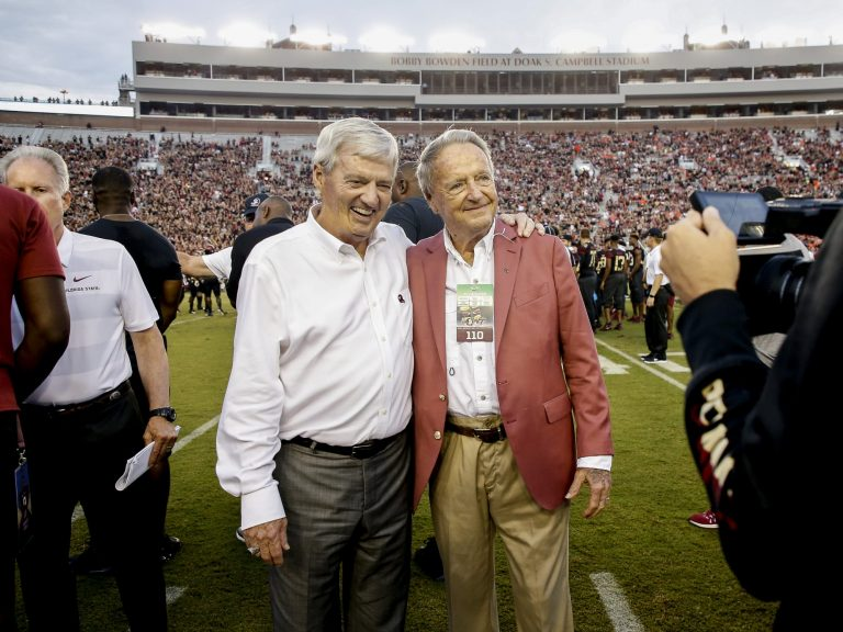 Legendary Florida State head coach Bobby Bowden dies at 91