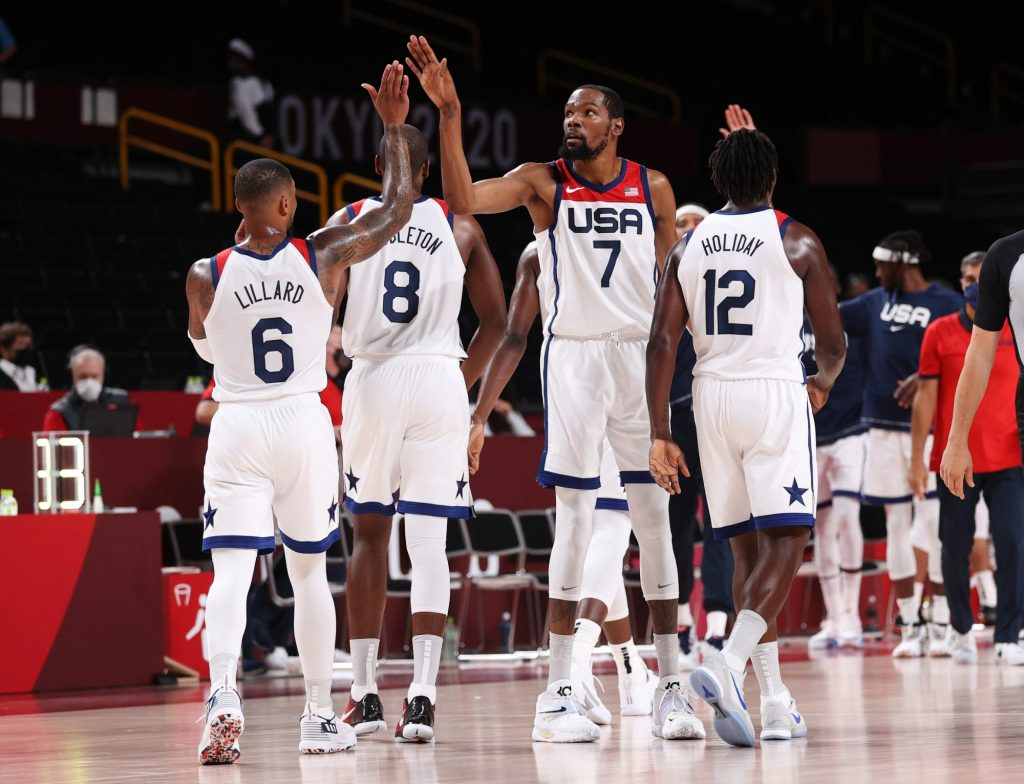 USA vs. Spain Olympics basketball Semifinal prediction, odds, spread, line, over/under and betting info