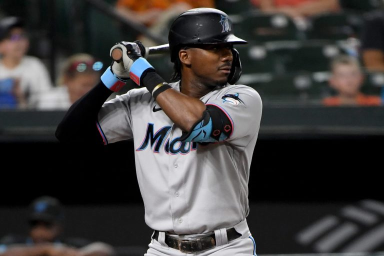 Rockies issue statement over racial slur directed at Lewis Brinson