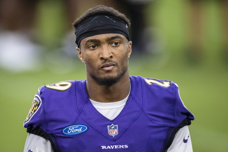Ravens on verge of trading rookie cornerback to AFC contender