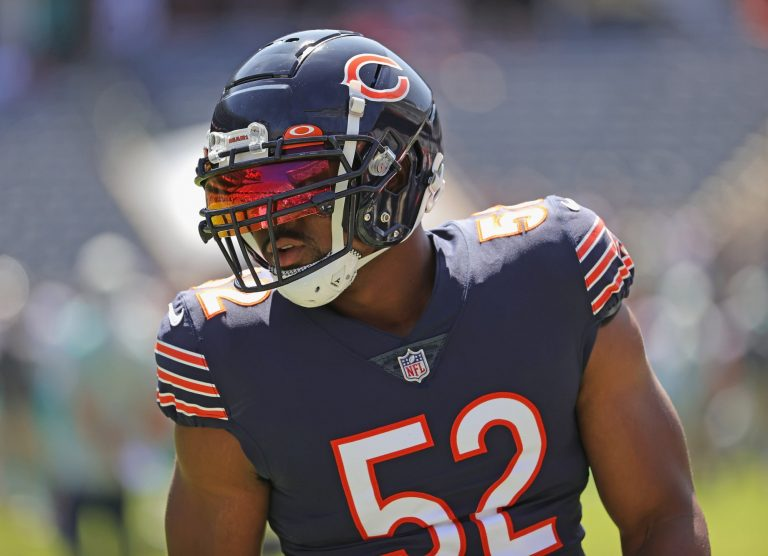 Raiders tried to get Khalil Mack back from Bears