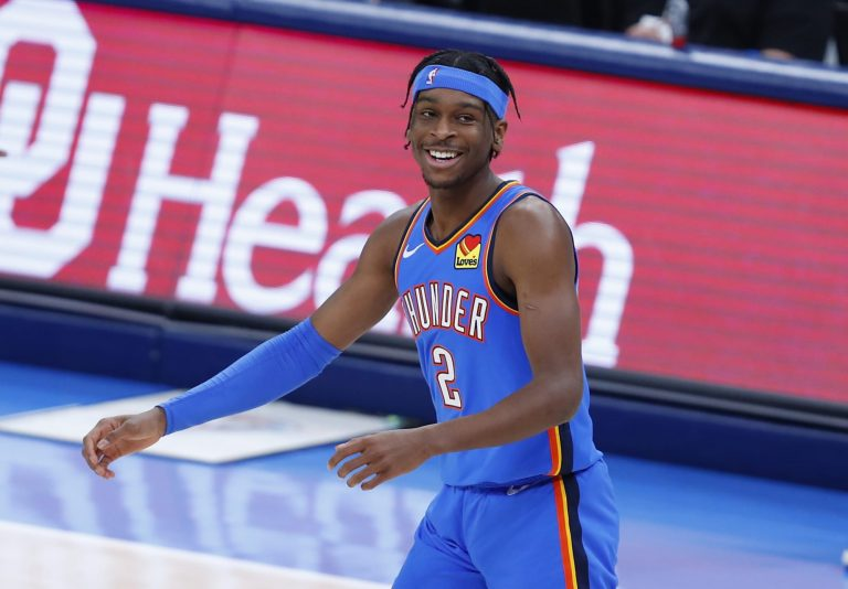 Thunder lock in franchise star with Shai Gilgeous-Alexander extension