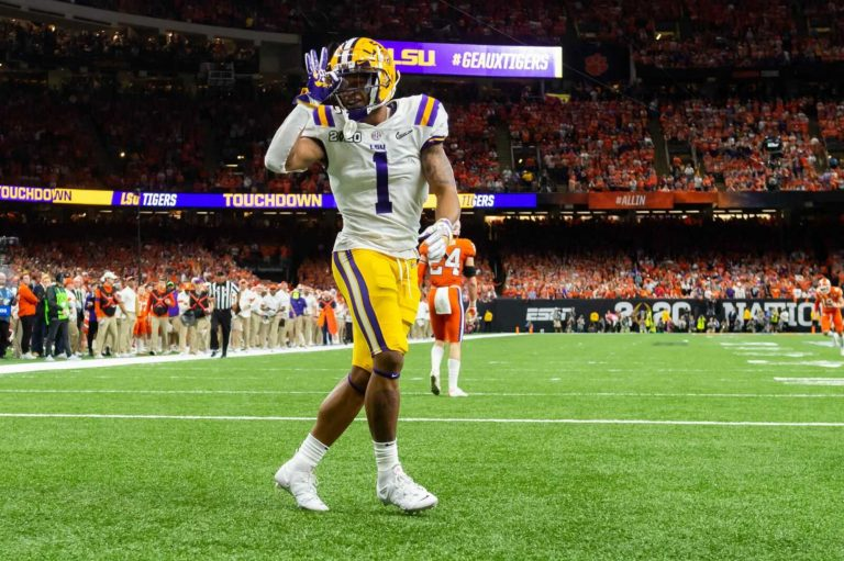 LSU and USC schedule season-opening matchup for 2024 in Las Vegas