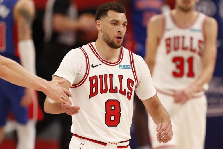 Charles Barkley says it's playoffs or bust for these Chicago Bulls