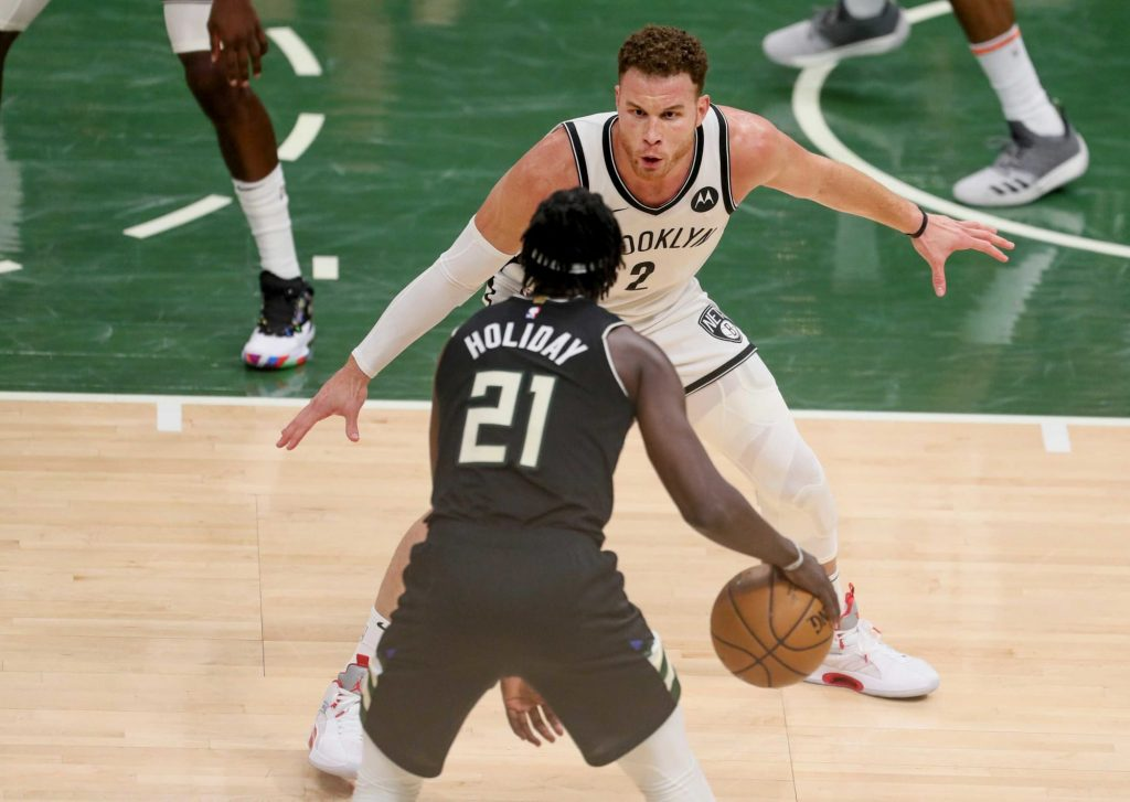 Blake Griffin returning to Brooklyn Nets on 1-year deal