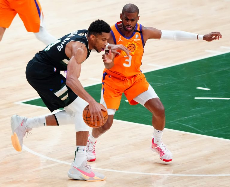 Giannis Antetokounmpo and the NBA evolution of size and skill
