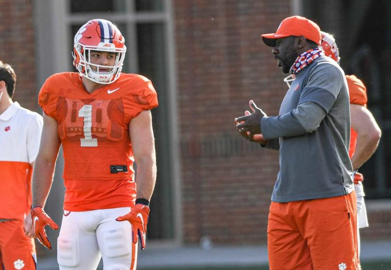 Will Shipley ready to replace Travis Etienne?