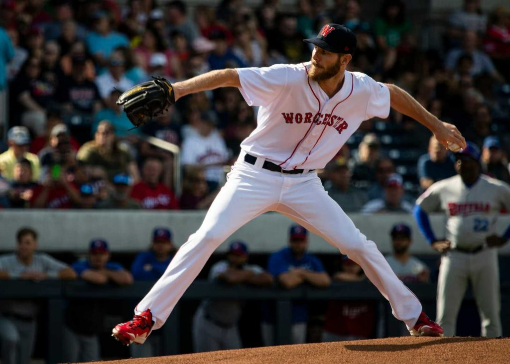 Chris Sale expected to make long-awaited return to Red Sox awfully soon